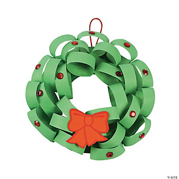 Loopy Wreath Craft Kit