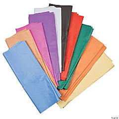 500 Pc. Large Tissue Paper Assortment