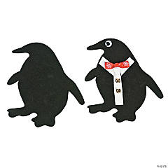 Jumbo Penguin Shapes