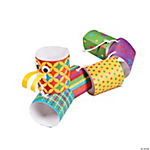 Colorful Worm Craft Kit
