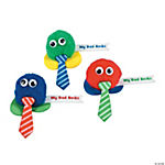 """My Dad Rocks"" Pom-Pom Critters Craft Kit"
