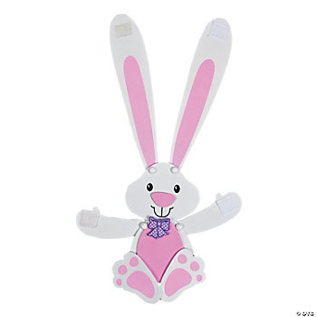 Long Ear Easter Bunny Craft Kit