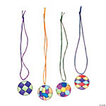 Stained Glass Sun Catcher Charms