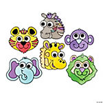 Wiggle Eye Animal Sun Catchers