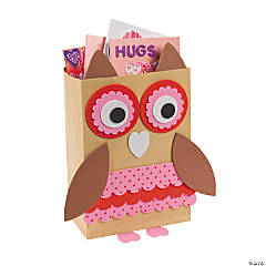 Owl Valentine Holder Craft Kit