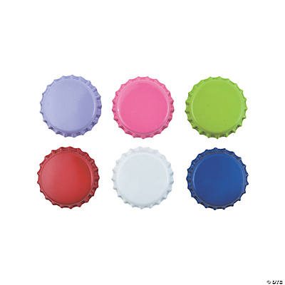 Multicolor Bottle Caps