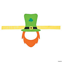 DIY Leprechaun Hats