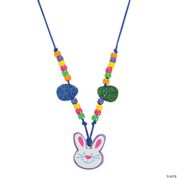 Easter Necklace Craft Kit