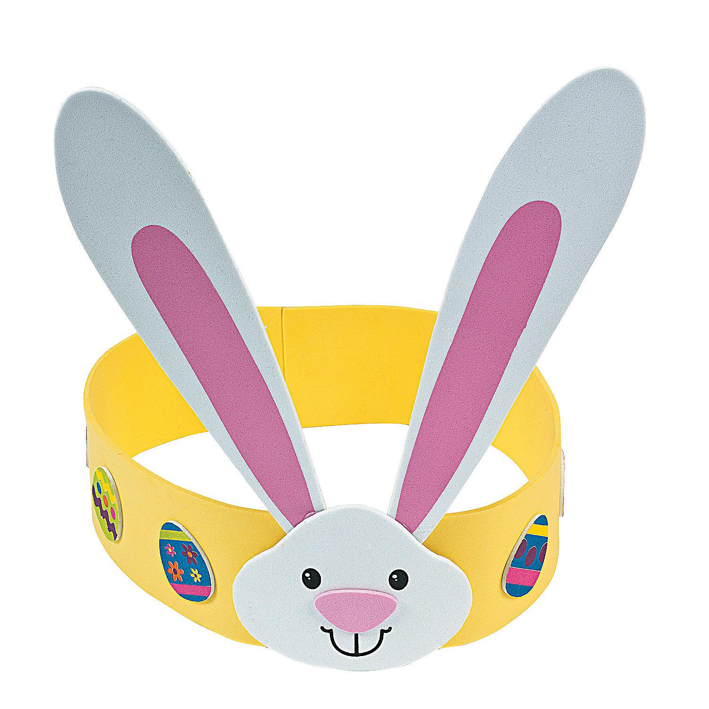 Easter headband craft kit oriental trading