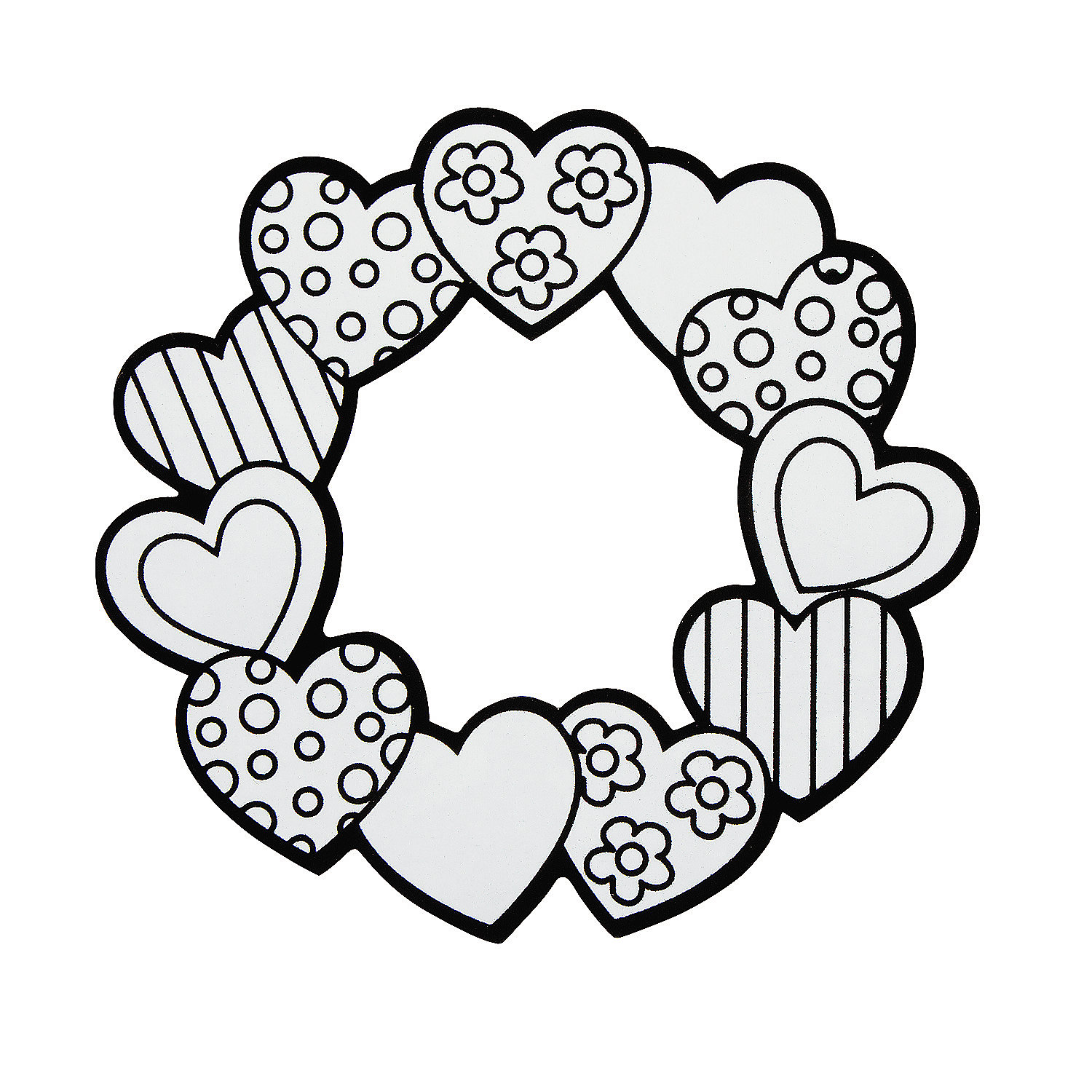 oriental trading valentine coloring pages photo11