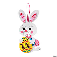 Easter Bunny Sign Craft Kit