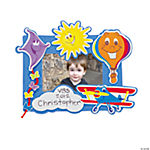 Up & Away Photo Frame Magnets Craft Kit