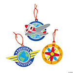 Awesome Adventure Ornament Craft Kit