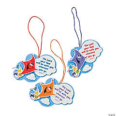 Up &  Away Ornament Craft Kit