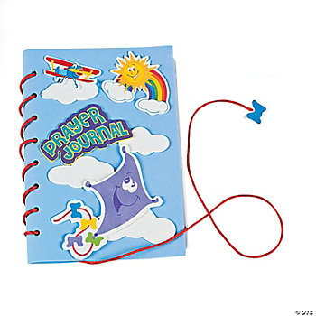 Up & Away Prayer Journal Craft Kit
