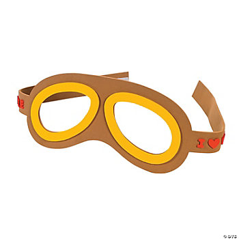 Awesome Adventure Goggles Craft Kit