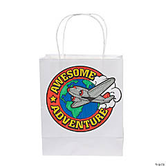 Color Your Own Awesome Adventure Take Home Bags