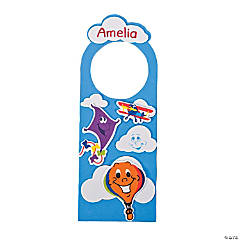 Up & Away Doorknob Hanger Craft Kit