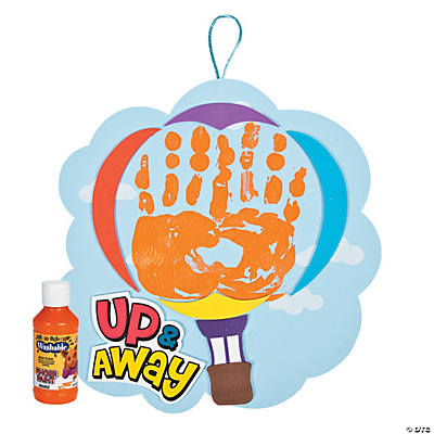Up & Away Handprint Craft Kit