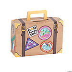 Color Your Own Awesome Adventure Money Collection Boxes