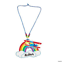Up & Away Name Tag Craft Kit