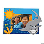 Shark Photo Frame Magnet Craft Kit