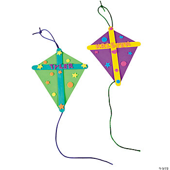 Craft Stick Kites Craft Kit