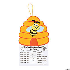 Busy Bee Math Craft Kit