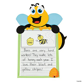 Busy Bee Story Craft Kit