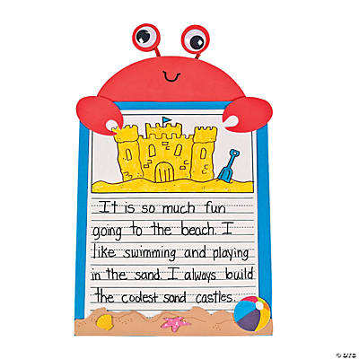 Seaside Learning Beach Story Craft Kit