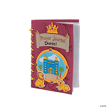 Babylon Prayer Journal Craft Kit