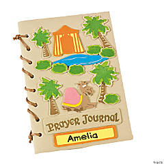 Desert Prayer Journal Craft Kit