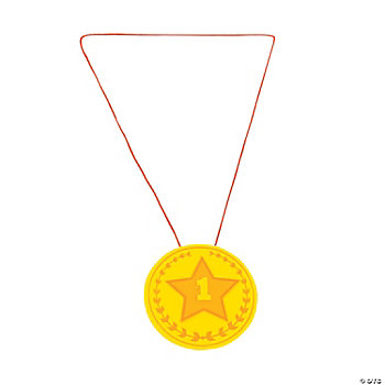 Olympian Summer Games Medals Craft Kit