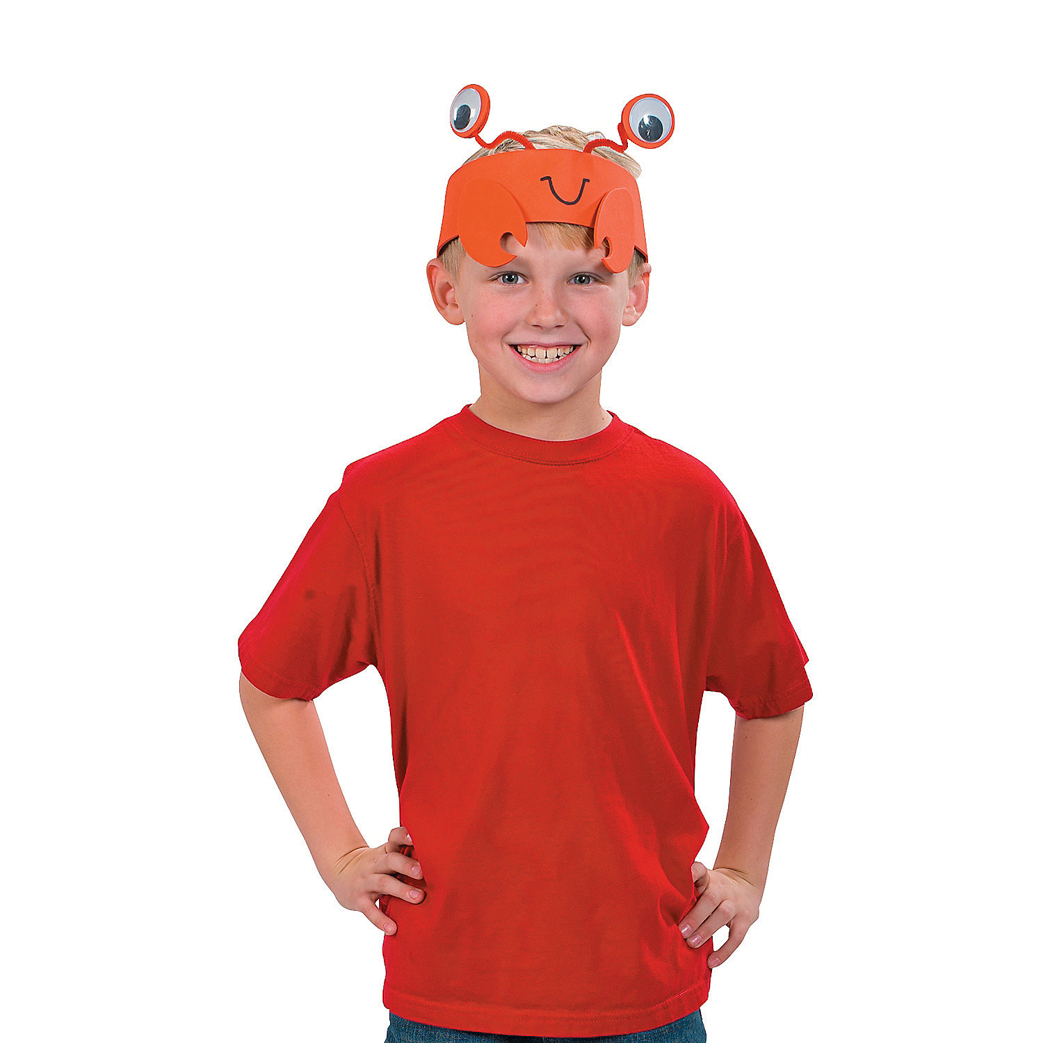 crab headband craft kit in 48 7881 have some under the sea fun anytime ...