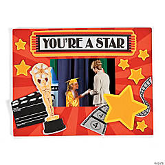 """You're A Star"" Photo Frame Magnet Craft Kit"