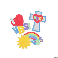 VBS Sand Art Magnets Craft Kit