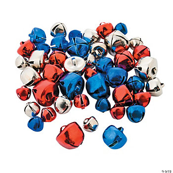 Red, White & Blue Jingle Bells