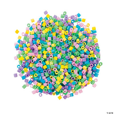 Pastel Fuse Beads - 1/4""