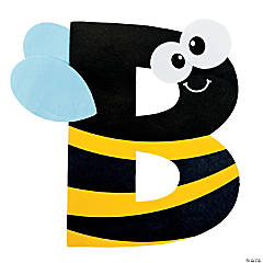 """B Is For Bumblebee"" Letter B Craft Kit"