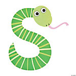 S Is For Snakes Craft Kit