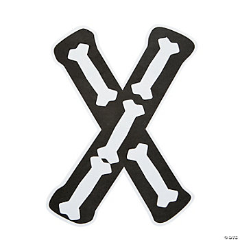 X Is For X-Rays Craft Kit