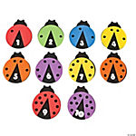 Ladybug Counting Craft Kit