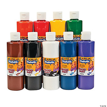 Rich Art® Finger Paint Assortment