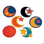 Moon & Star Sun Catchers