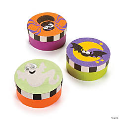 Halloween Sand Art Boxes