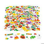 Tricks Or Treats Foam Shapes