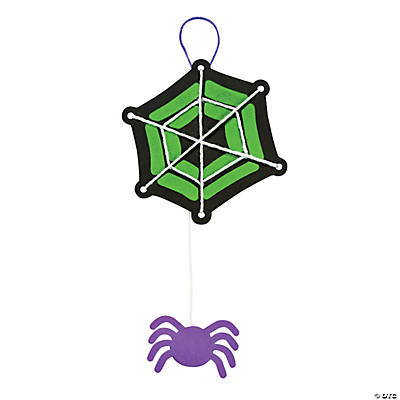 Lacing Spiderweb Craft Kit