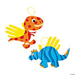 Handprint Dinosaur Craft Kit