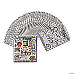 "Color Your Own ""When Should I Pray?"" Posters"