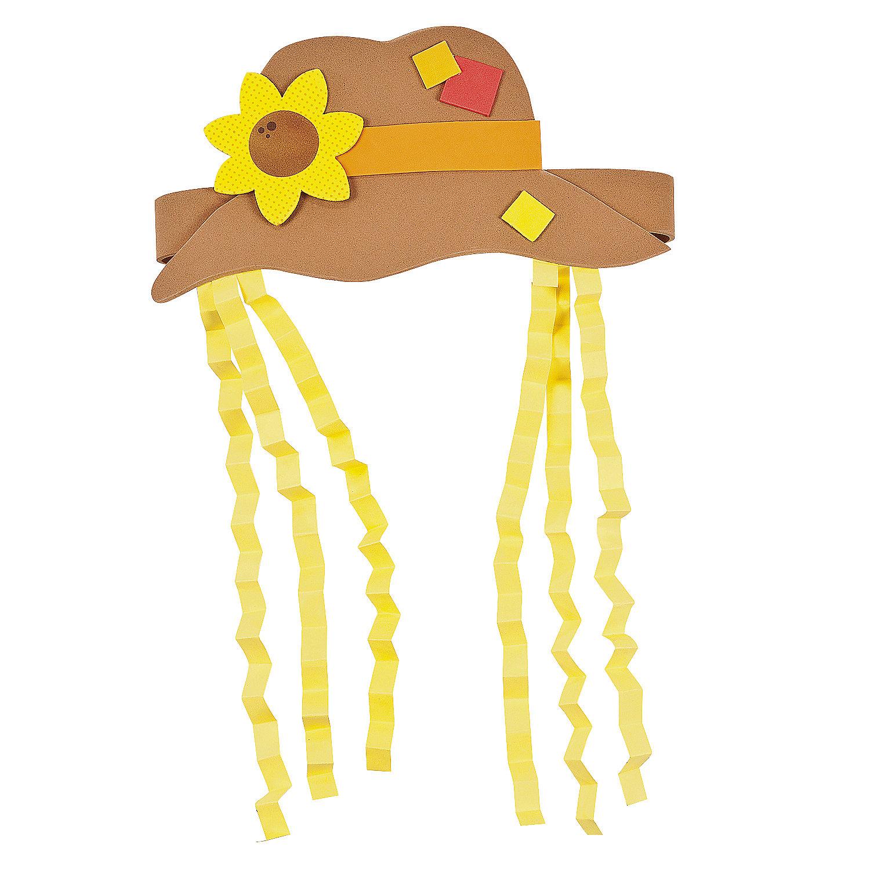 Scarecrow Hat Craft Kit